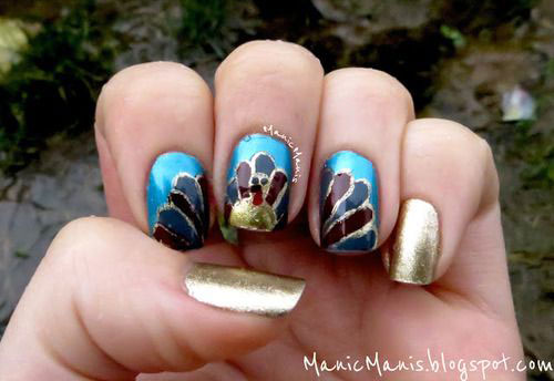 Awesome-Thanksgiving-Nail-Art-Deigns-Ideas-2013-2014-6