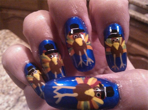 Awesome-Thanksgiving-Nail-Art-Deigns-Ideas-2013-2014-7