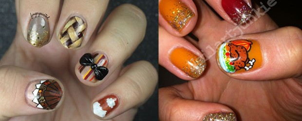 Awesome-Thanksgiving-Nail-Art-Deigns-Ideas-2013-2014