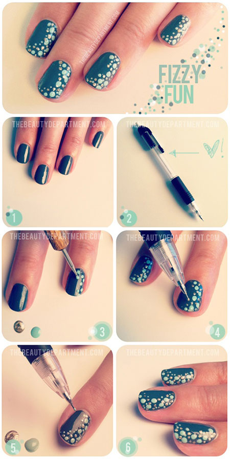 Nail art tutorials 2013 2014 for beginners amp learners fabulous nail