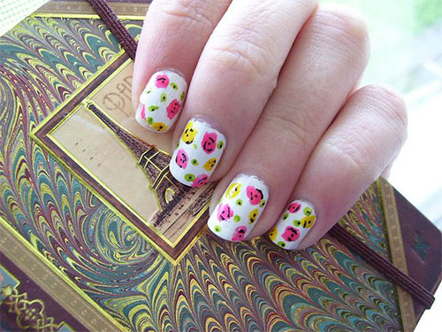 Creative-Flower-Nail-Art-Designs-Ideas-2013-2014-10