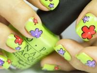 Creative-Flower-Nail-Art-Designs-Ideas-2013-2014
