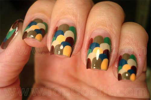 Creative-Thanksgiving-Nail-Art-Deigns-Ideas-2013-2014-1