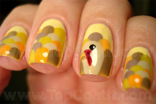 Creative-Thanksgiving-Nail-Art-Deigns-Ideas-2013-2014-13