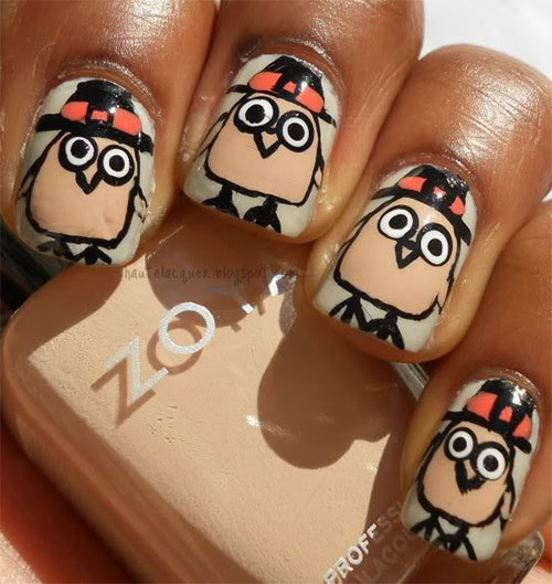 Creative-Thanksgiving-Nail-Art-Deigns-Ideas-2013-2014-14