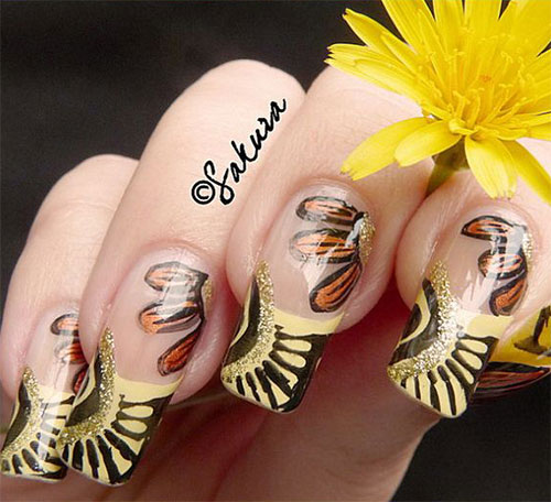 Creative-Thanksgiving-Nail-Art-Deigns-Ideas-2013-2014-15