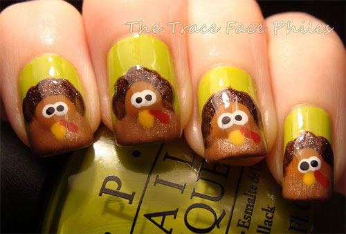 Creative-Thanksgiving-Nail-Art-Deigns-Ideas-2013-2014-8