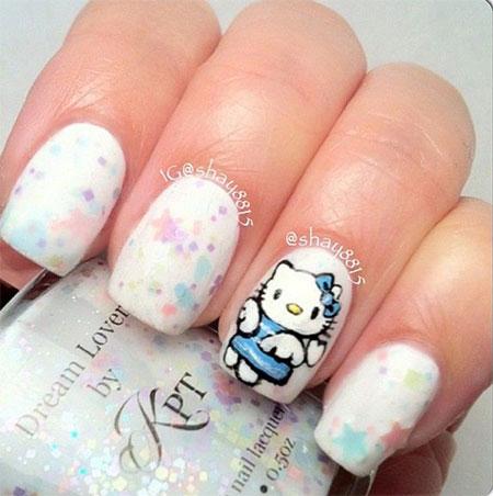 Cute-Hello-Kitty-Nail-Art-Designs-Ideas-2013-2014-2