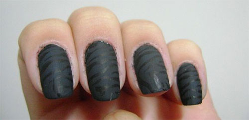 Easy-Black-Nail-Art-Designs-Ideas-2013-2014-8