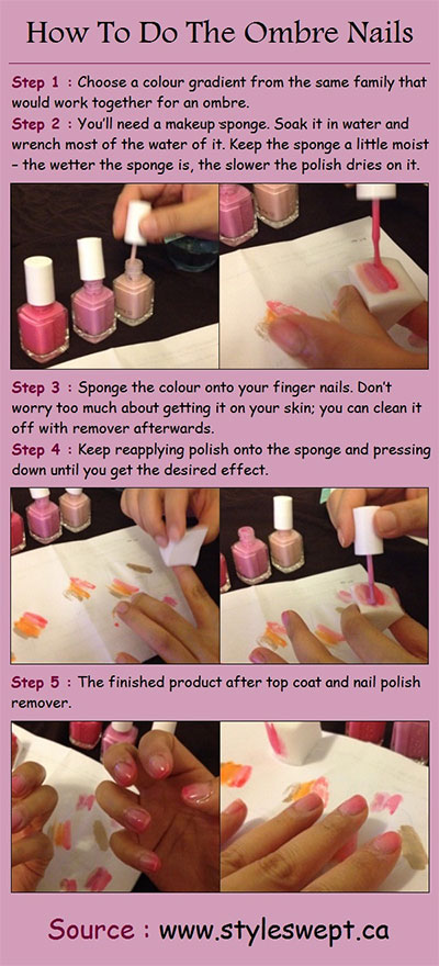Easy-Nail-Art-Tutorial-2013-2014-For-Beginners-Learners-3
