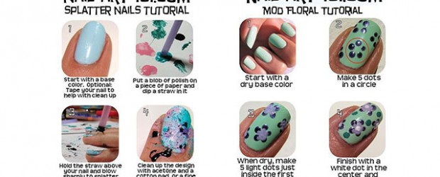 Easy-Nail-Art-Tutorial-2013-2014-For-Beginners-Learners