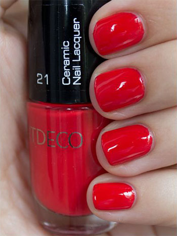 Easy-Red-Nail-Art-Designs-Ideas-For-Girls-2013-2014-3