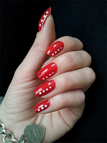 Designs Red Nail Designs 2014 Red Nail Designs For Prom Pictures to