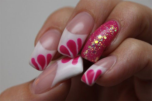 Inspiring-Pink-Nail-Art-Designs-Ideas-2013-2014-6