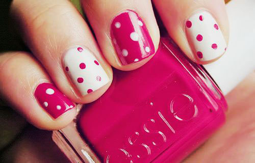 Inspiring-Pink-Nail-Art-Designs-Ideas-2013-2014-7