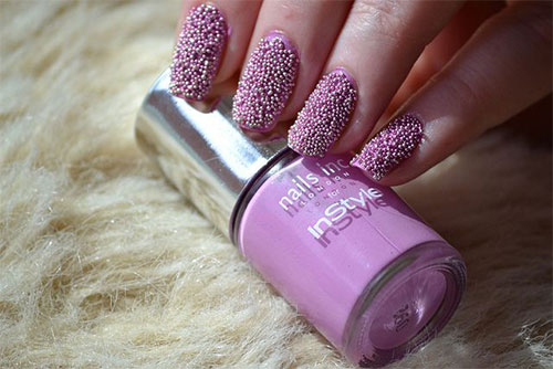 Inspiring-Pink-Nail-Art-Designs-Ideas-2013-2014-9