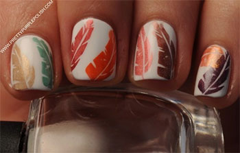 Latest-Autumn-Nail-Art-Designs-Trends-Fashion-For-Girl-2013-2014-10