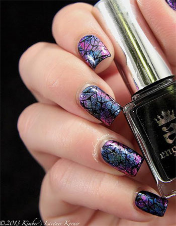 Latest-Autumn-Nail-Art-Designs-Trends-Fashion-For-Girl-2013-2014-3