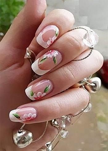 Simple-Easy-Flower-Nail-Art-Designs-Ideas-2013-2014-11