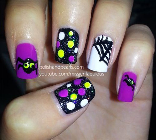 50-Amazing-Nail-Art-Designs-Ideas-For-Beginners-Learners-2013-2014-16