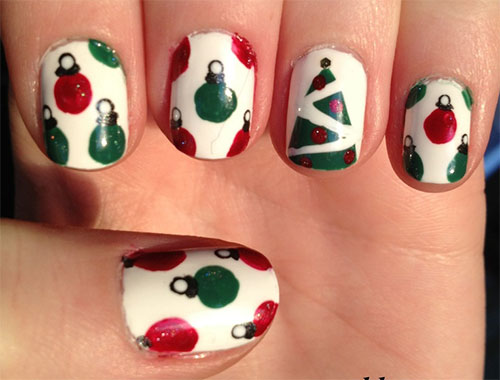 Amazing-Collection-Of-Christmas-Nail-Art-Designs-Ideas-2013-2014-10