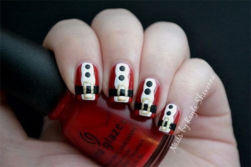 Amazing-Collection-Of-Christmas-Nail-Art-Designs-Ideas-2013-2014-6