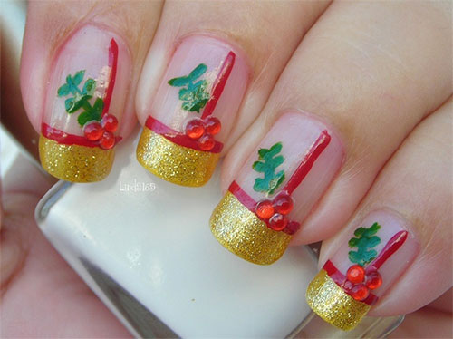 Amazing-Collection-Of-Christmas-Nail-Art-Designs-Ideas-2013-2014-8