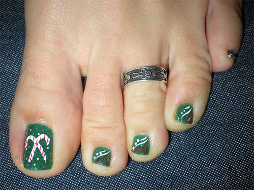 Amazing-Toe-Nail-Art-Designs-Ideas-For-Beginners-Learners-2013-2014-10