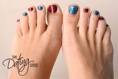 Amazing-Toe-Nail-Art-Designs-Ideas-For-Beginners-Learners-2013-2014-4