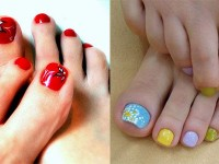 Amazing-Toe-Nail-Art-Designs-Ideas-For-Beginners-Learners-2013-2014