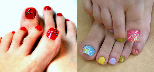 Nail Art Design Ideas 12 icicle nail art designs ideas trends stickers Amazing Toe Nail Art Designs Ideas For Beginners