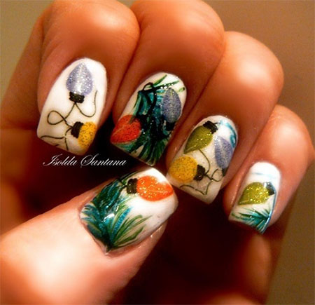 Christmas-Light-Nail-Art-Designs-Ideas-2013-2014-X-mas-Nails-1