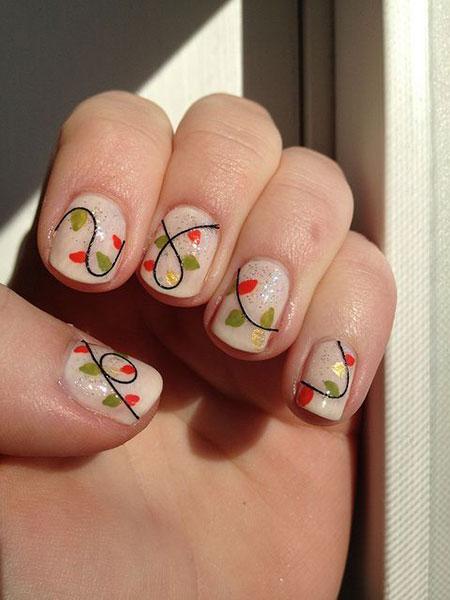Christmas-Light-Nail-Art-Designs-Ideas-2013-2014-X-mas-Nails-4