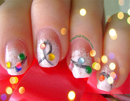 Christmas-Light-Nail-Art-Designs-Ideas-2013-2014-X-mas-Nails-5