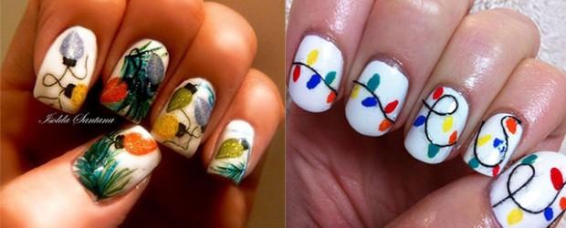 Christmas-Light-Nail-Art-Designs-Ideas-2013-2014-X-mas-Nails