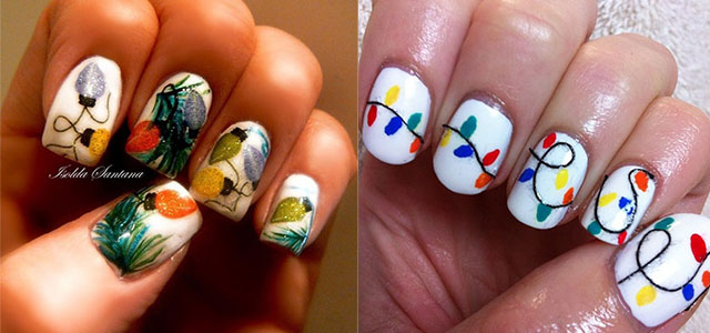 Christmas-Light-Nail-Art-Designs-Ideas-2013-2014-X-mas-Nails