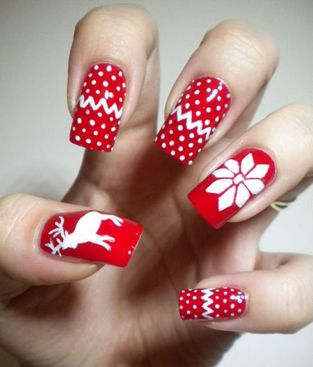 Christmas-Sweater-Nail-Art-Designs-Ideas-2013-2014-X-mas-Nails-2