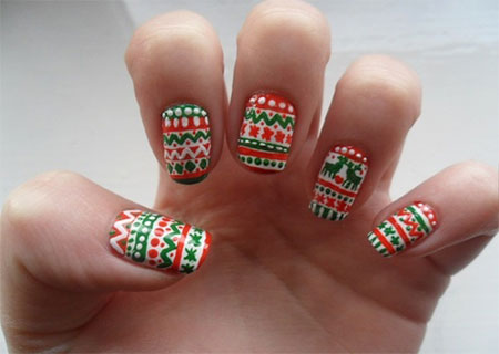 Christmas-Sweater-Nail-Art-Designs-Ideas-2013-2014-X-mas-Nails-4