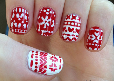 Christmas-Sweater-Nail-Art-Designs-Ideas-2013-2014-X-mas-Nails-5