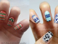 Christmas-Sweater-Nail-Art-Designs-Ideas-2013-2014-X-mas-Nails
