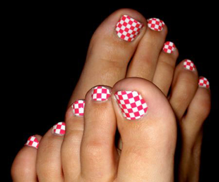 Cool-Pretty-Toe-Nail-Art-Designs-Ideas-For-Beginners-Learners-2013-2014-2