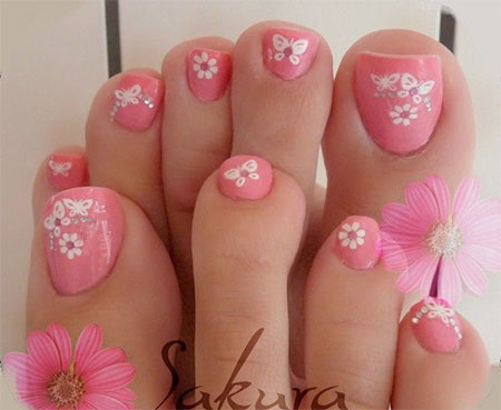 Cool-Pretty-Toe-Nail-Art-Designs-Ideas-For-Beginners-Learners-2013-2014-3