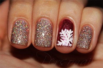 Creative-Winter-Nail-Art-Designs-Ideas-For-Girls-2013-2014-6