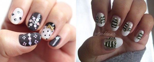 Creative-Winter-Nail-Art-Designs-Ideas-For-Girls-2013-2014