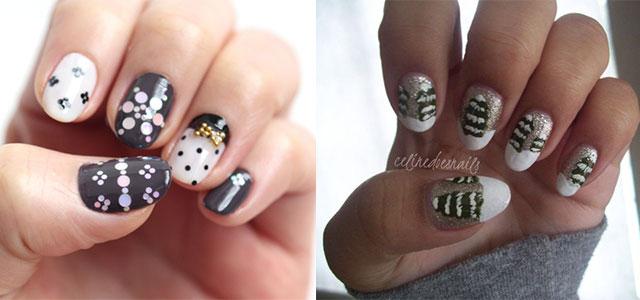 Creative-Winter-Nail-Art-Designs-Ideas-For-Girls-2013-2014