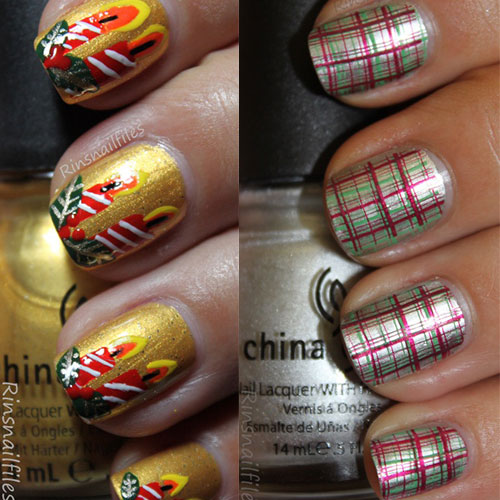 Cute-Easy-Christmas-Nail-Art-Designs-Ideas-2013-2014-10