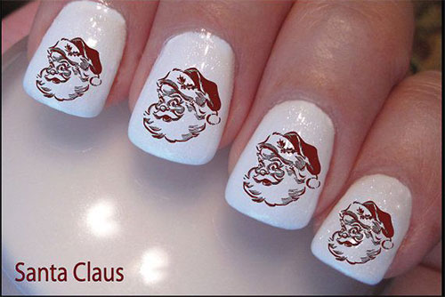 Cute-Easy-Christmas-Nail-Art-Designs-Ideas-2013-2014-5