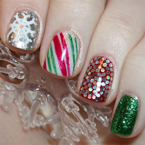 Cute-Easy-Christmas-Nail-Art-Designs-Ideas-2013-2014-6
