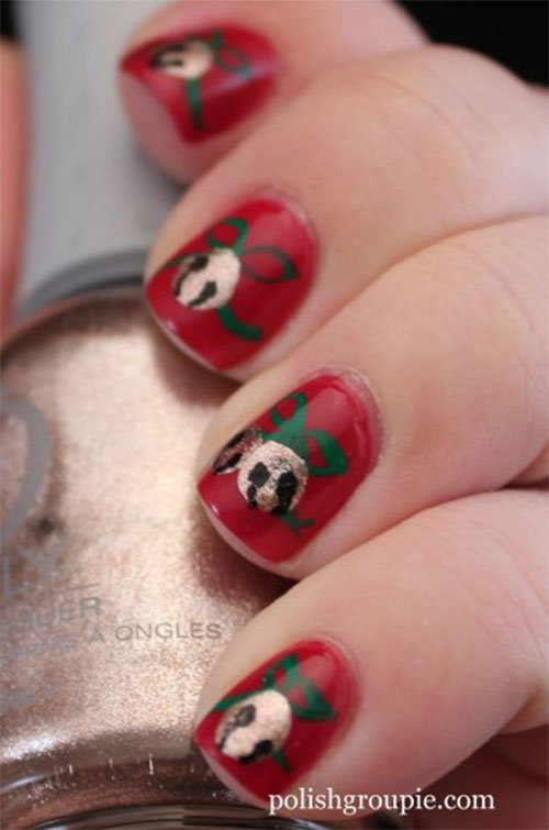 Cute-Easy-Christmas-Nail-Art-Designs-Ideas-2013-2014-7