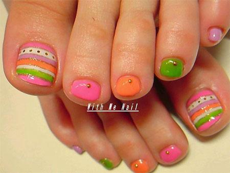 Cute Toe Nail Art Designs Ideas For Toes 2013 2014 Fabulous